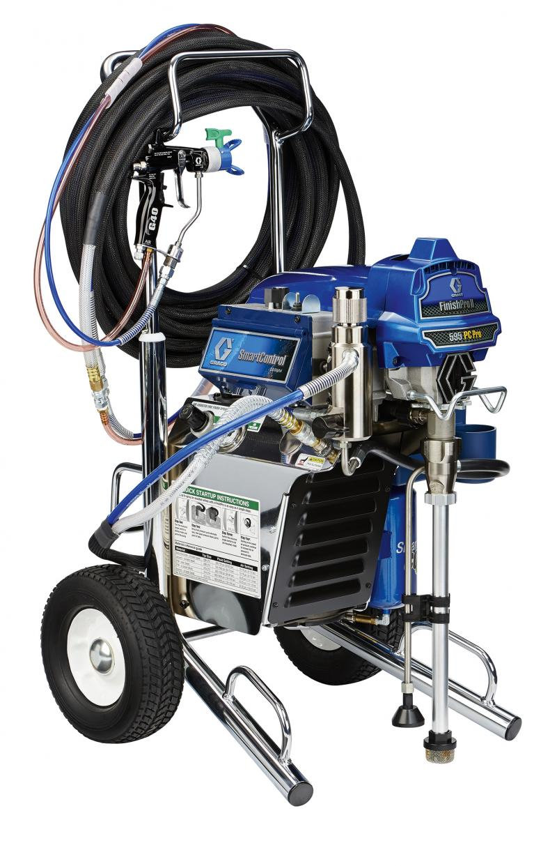 Afbeelding van Air Assisted Airless (luchtondersteund) Graco