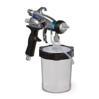 Afbeelding van GRACO HVLP EDGE II PLUS GUN, 1L FLEXLINER CUP, #3 , ALL CONTROLS 17P483