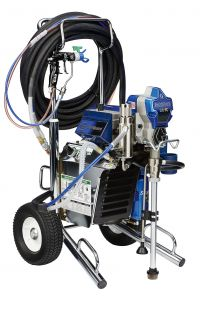 Afbeelding 1 van GRACO FinishPro 395 PC airless-air assisted verfspuit